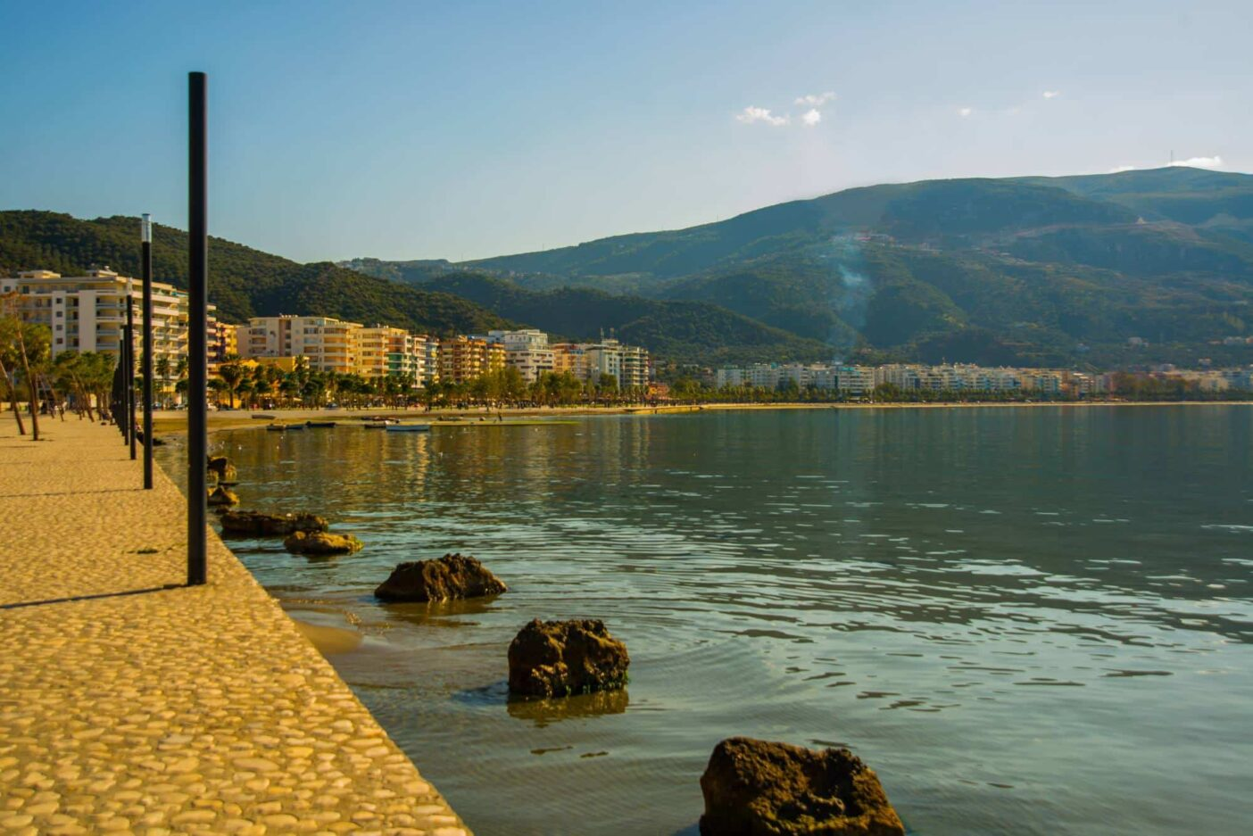best places to live in Albania - Vlora