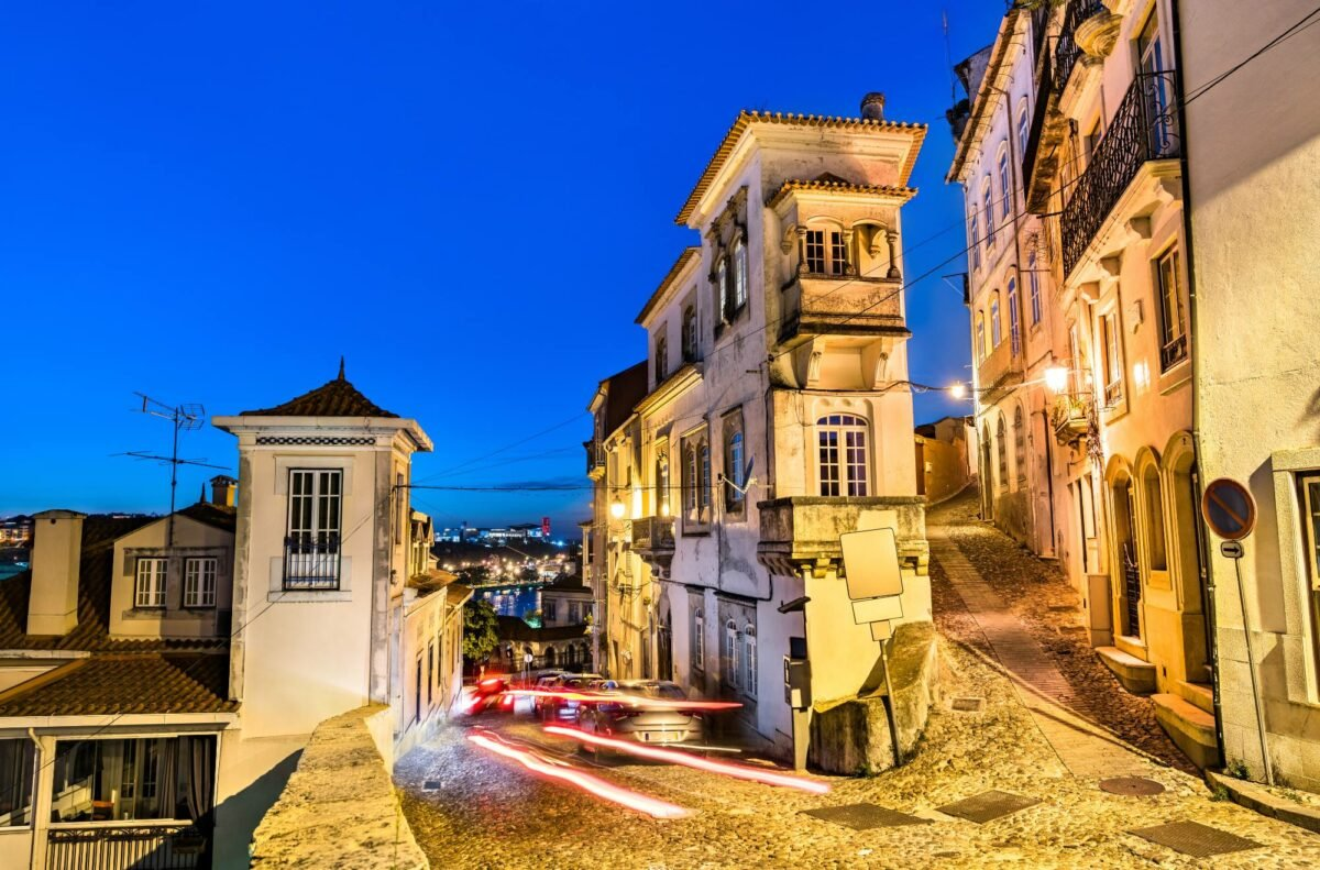 Living in Coimbra