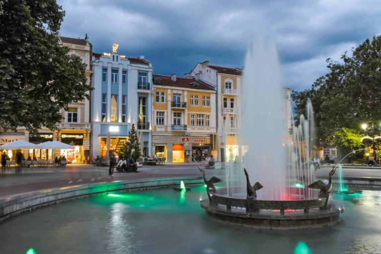 Living in Plovdiv